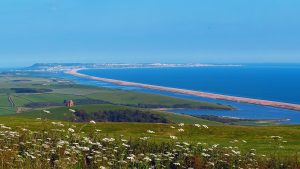 Chesil Beach by James Loveridge Photography