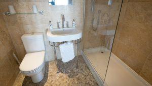 Golden Cap Bed & Breakfast Room Bathroom