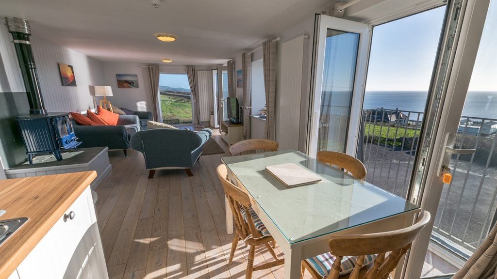 Seaview accommodation in Dorset
