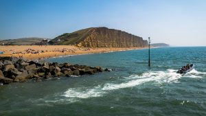 West Bay by James Loveridge Photography