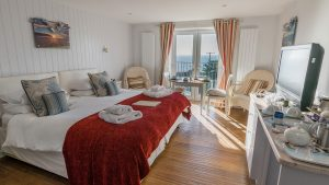 Hive Bed and Breakfast Room on the Jurassic Coast