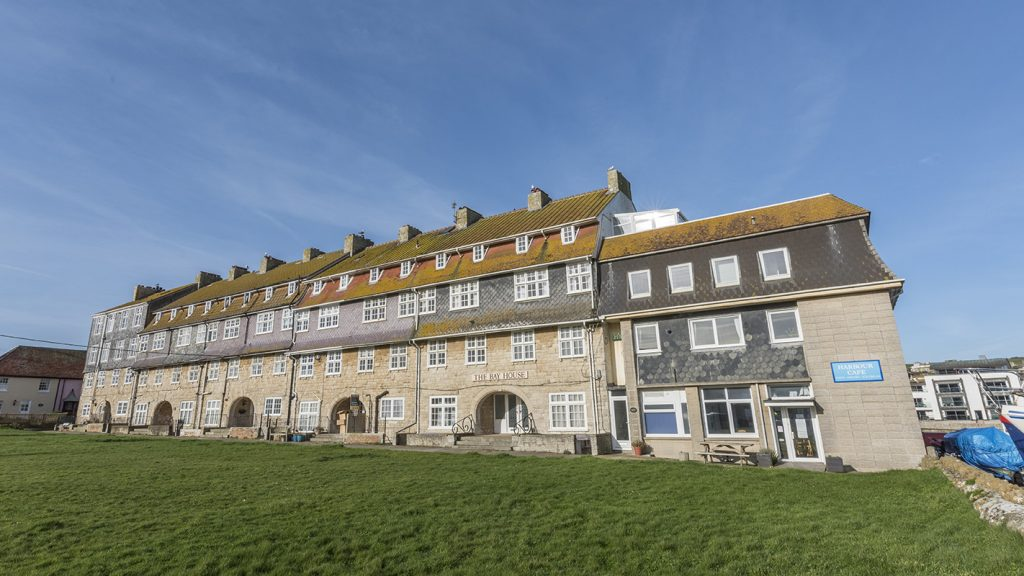 Accommodation in West Bay