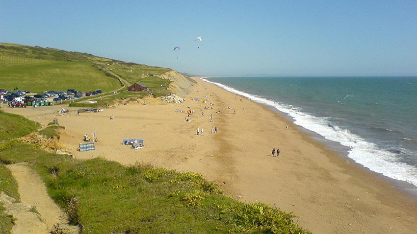 Burton Beach, Dorset